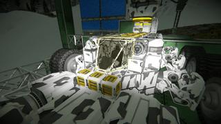 Miner wheel