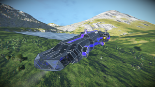GMF Zues-class heavy frigate