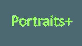 Portraits+