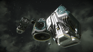 -KING's- 10x SciFi Thrusters - Requires: SOTF DLC