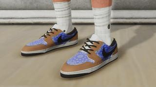 Nike sb dunk 1 low - Bandana Shoes