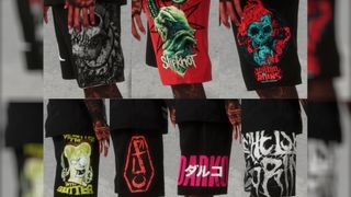 Meatalhead shorts 7 pack