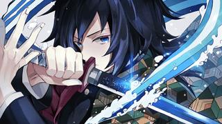 Giyu Tomioka Sword [Demon Slayer]
