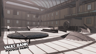 Vault Bank by Polygon Parks