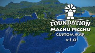 Machu Picchu - Custom Map