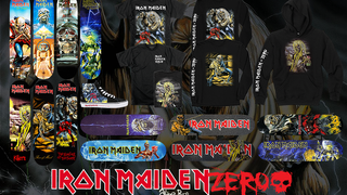 The Iron Maiden Collab Bundle