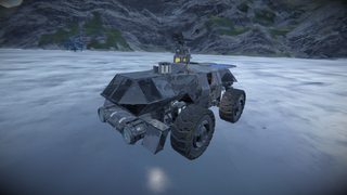 RERR - Road Encounter Rover Relic