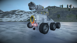 Mining Rover Mini MKI
