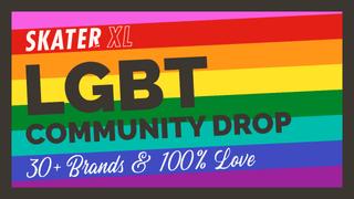 LGBT COMMUNITY DROP