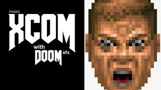XCOM with DOOM SFX