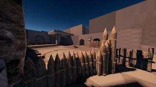 Desert1 (WIP) (New version)