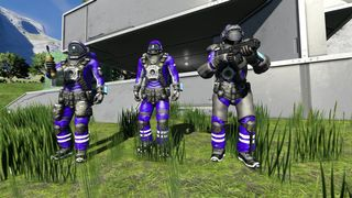 More Engineer Characters