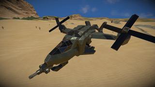 Halo UNSC Falcon Mk2
