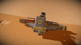Hydrogen multiple use ship