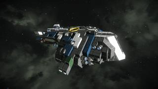 (ACI) Eos Troop Transport (TTR)
