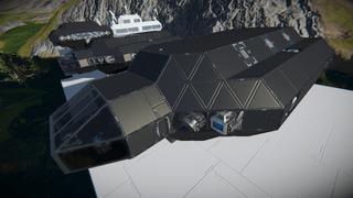 Badger Class Refueling Ship