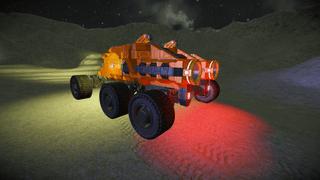 'Chomper' Moon Rover MK.ll
