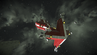 ATLAS Exalibur-Class Light Destroyer