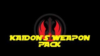 Kaidon's Weapon Pack