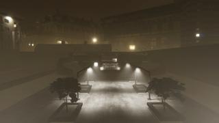 Monument Square (Night)