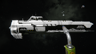UNSC Strident Class Heavy Frigate (HALO)