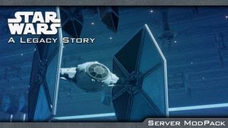 Star Wars: Legacy Story [ModPack]
