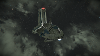 Sheathipede-Class Transport