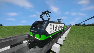 Lokomotiva Lokotrain vectron V4