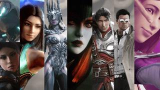 Paragon Characters