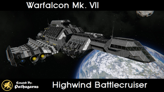 Warfalcon Mk. VII [Highwind Battlecruiser]