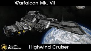 Warfalcon Mk. VII [Highwind Cruiser]