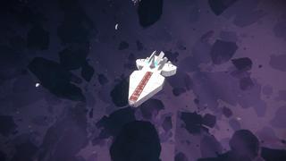 mini RC venator class star destroyer