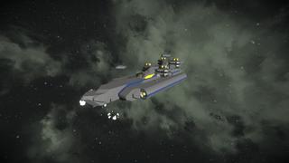 SDI-ISABELL (Science ship)