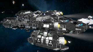 Cyris Patrol Gunship