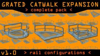 Grated Catwalks Expansion