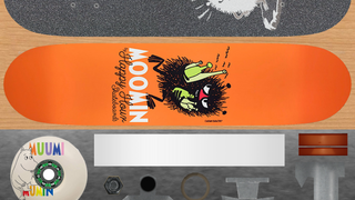 Happy Hour - Moomin collab set