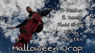 Rhythmic Skateboards Halloween Drop
