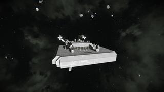 USS ENTERPRISE 1701-E refit