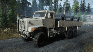 RNG M27 Military Truck
