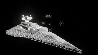 SW Victory I Class Star Destroyer