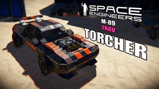 M-89 Torcher by trav.