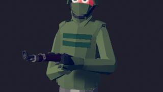 argentine sniper