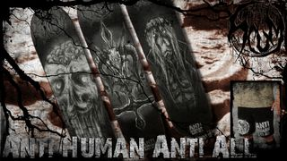 SCUM - Anti Human Anti All