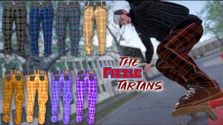 The Fizzle Tartan Pants