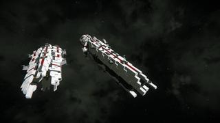 CNL battleship