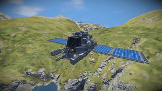 Beta Wasp Fighter