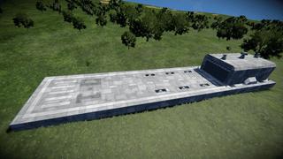 Clandestine Runway & Hangar