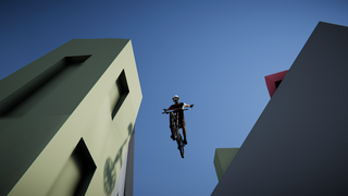 Urban Downhill v0.1.0 WIP playtest