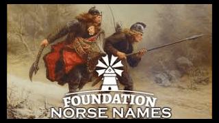 Norse Names Mod