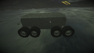 Rover tank
